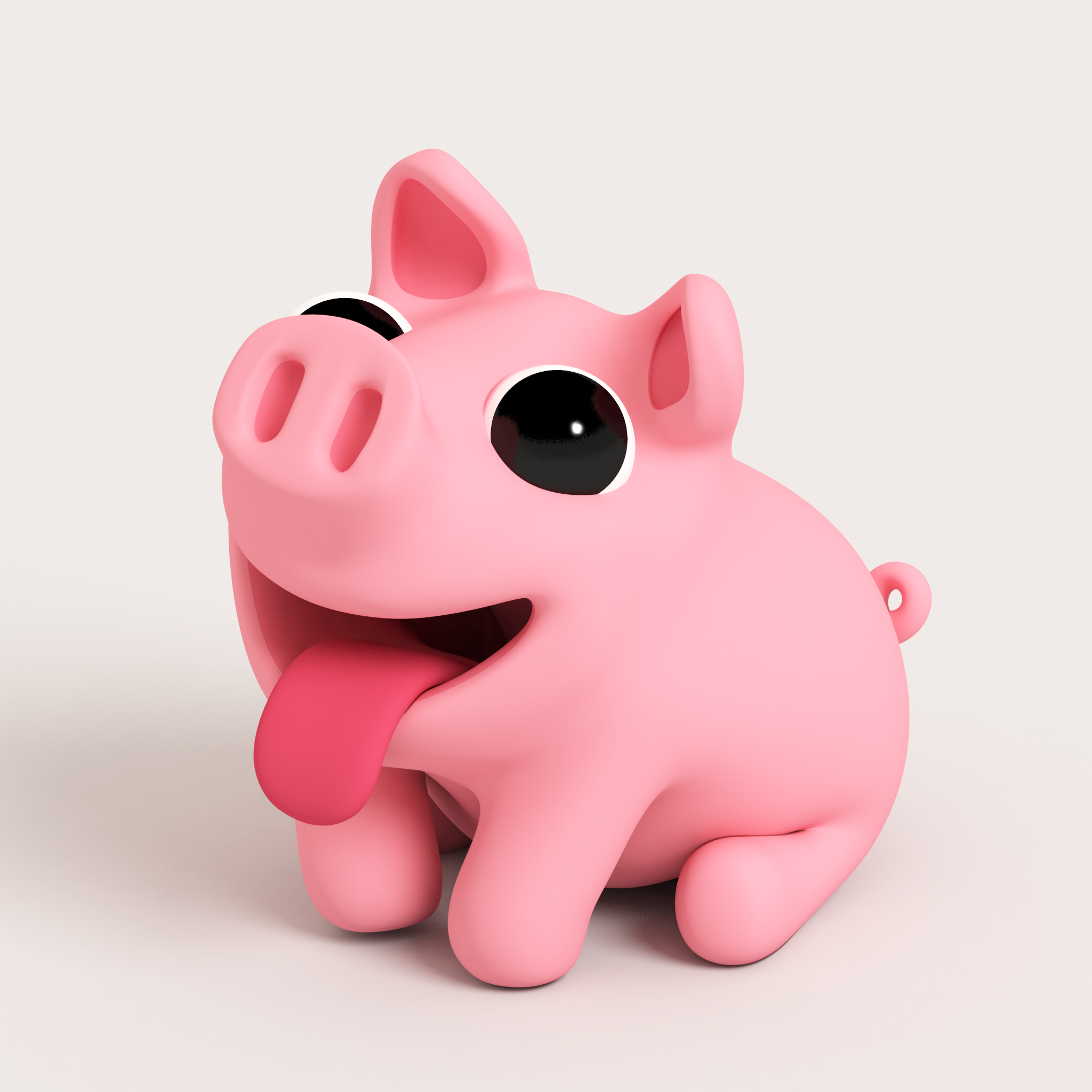 Cute Pig Wallpaper Impremedia Net